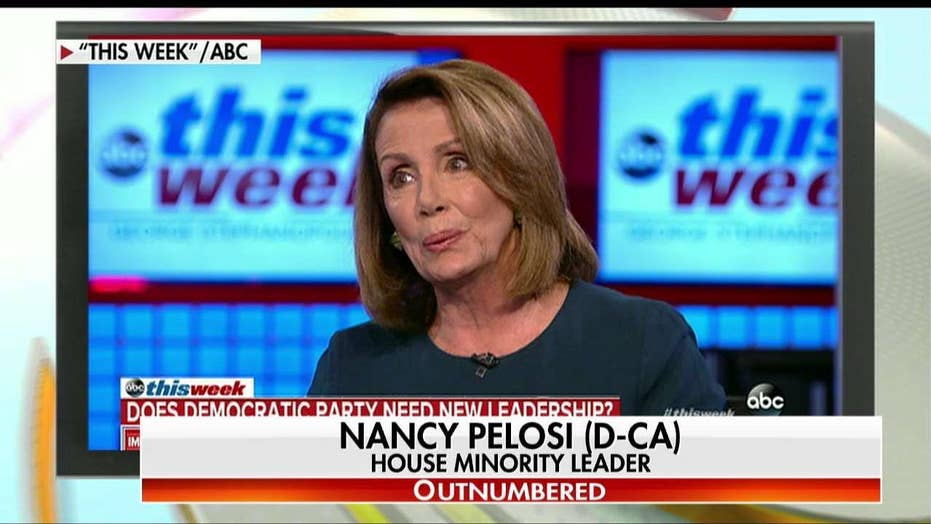 'Master Legislator'?: Lisa Boothe Says Pelosi Is a 'Master' at Losing Democratic Seats