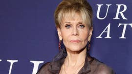 Jane Fonda made it clear she is not proud of America.