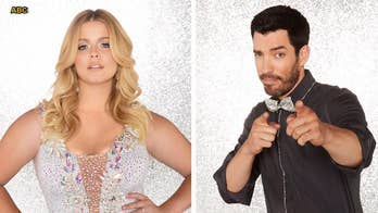 Fox411: Actress Sasha Pieterse and 'Property Brothers' star Drew Scott reveal they have lost 37 and 30 pounds respectively thanks to training for the competition series.