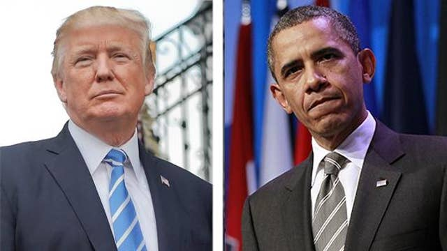 How President Trump is dismantling Obama's legacy