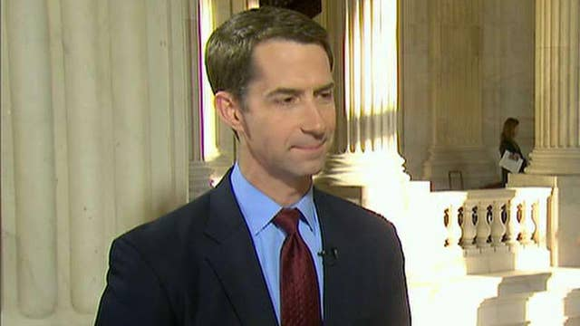 Is Sen. Tom Cotton set to be the next CIA Director?
