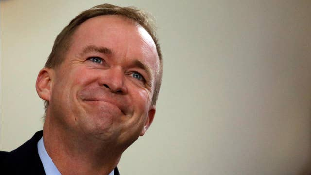 Mick Mulvaney: The budget is a critical part of tax reform