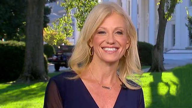 Conway: America is safer and more prosperous under Trump