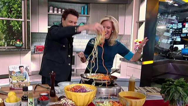 How you can eat pancakes and pasta and still be healthy