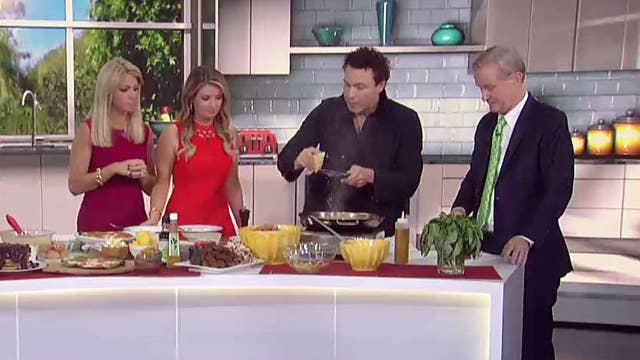 After the Show Show: 'Rocco's Healthy & Delicious'