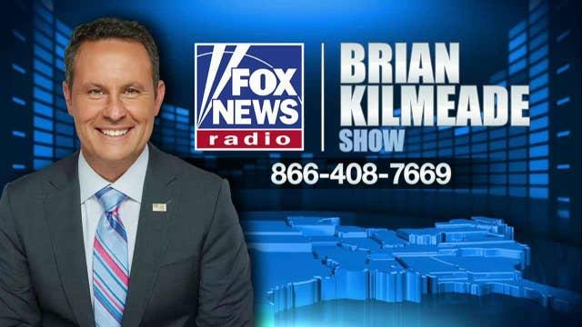 LISTEN: President Trump goes one-on-one with Fox News' Brian Kilmeade