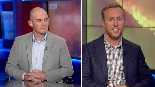 Former Granite Mountain Hotshots talk 'Only the Brave'
