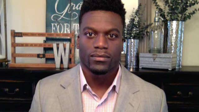 Baltimore Ravens player on NFL meeting over anthem protests