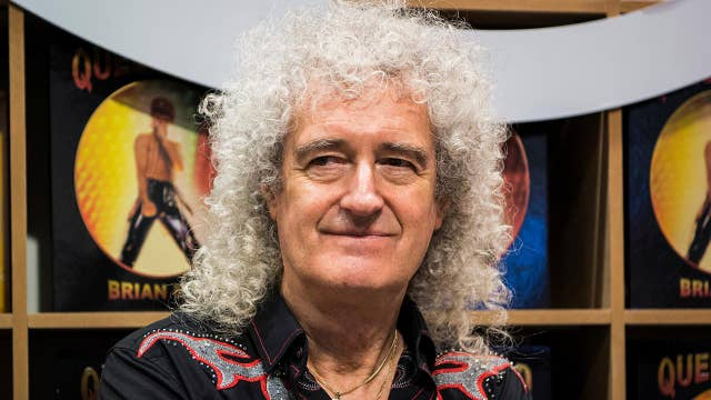Brian May's new book takes Queen fans backstage