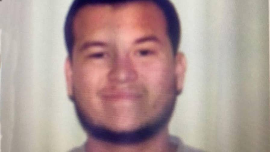 Las Vegas guard Jesus Campos vanished after visiting urgent-care clinic.
