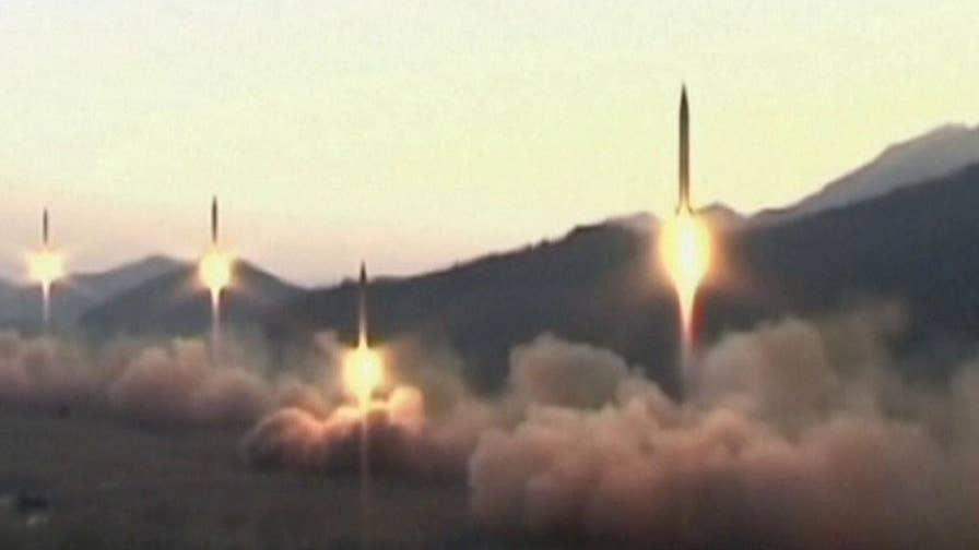 North Korean Deputy Ambbadador delivers warning at United Nations.