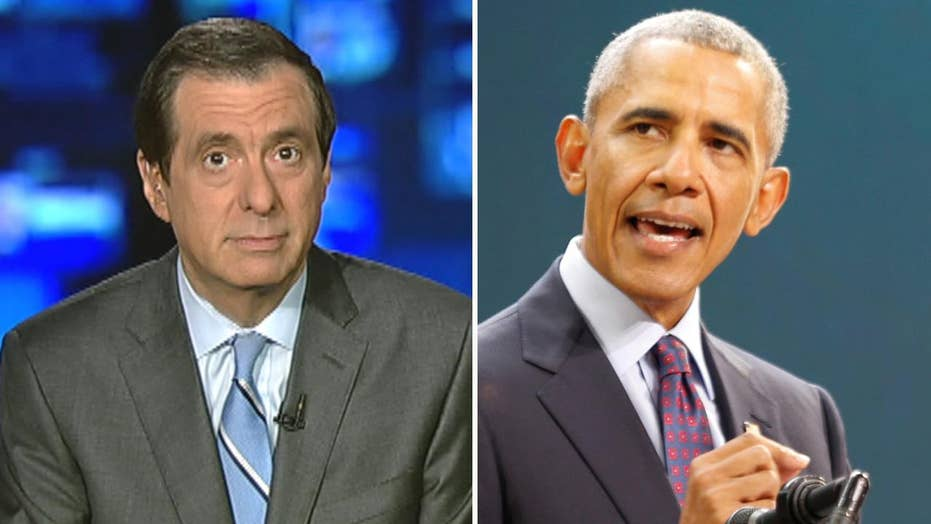 Kurtz: Why Obama signed bill everyone now hates