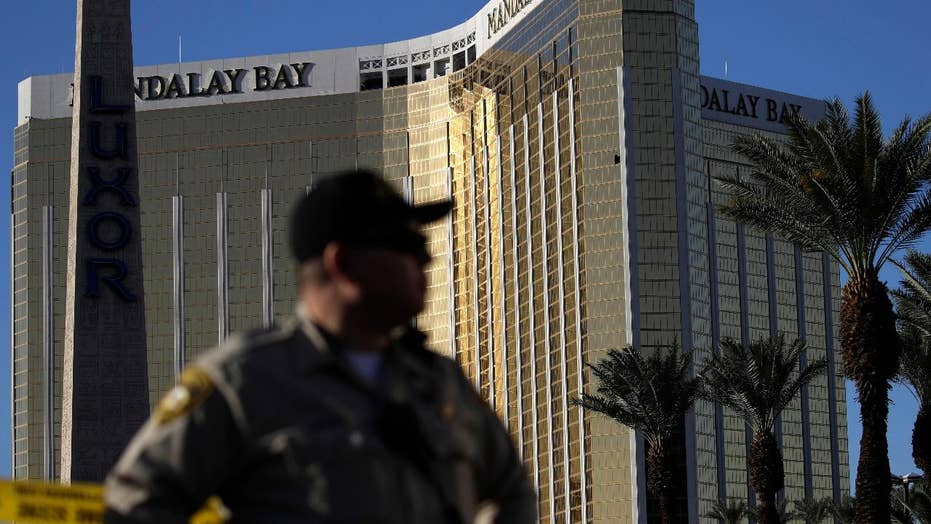 Las Vegas security guard in hiding: What do we know?