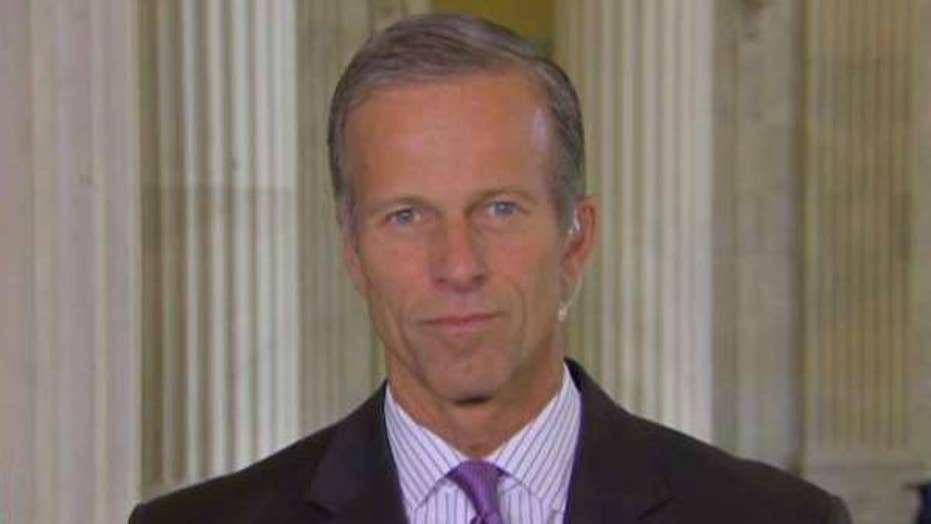 Sen. Thune: Alexander-Murray plan is a 'bridge project'