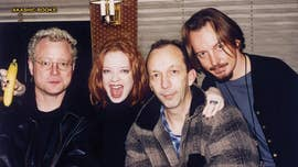 When Shirley Manson was asked to audition for a rock band named Garbage back in 1994, the fiery haired singer, who left behind her native Scotland for Madison, Wisconsin, was certain she flunked her tryout big-time.