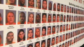 Florida police arrested 277 people -- including doctors, cops and pharmacists -- during a weeklong undercover sex sting operation.