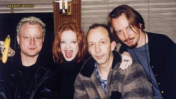 Shirley Manson, the front woman for 90s rock band Garbage, was certain she flunked her 1994 tryout big-time.