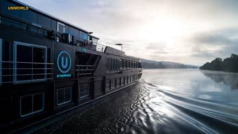 U by Uniworld, 'the first-ever river cruise brand for millennials,' looks to capture the 21 to 45-year-old demo with slick black exteriors, rooftop social venues, farm-to table dining and a focus on sustainable travel.