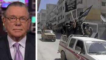 Fox News military analyst talks potential U.S. strategy on 'The Story.'