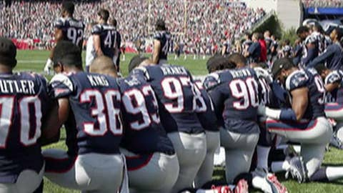 NFL won't force player to stand for national anthem