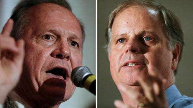 Fox News Poll: Moore, Jones tied in Alabama Senate race