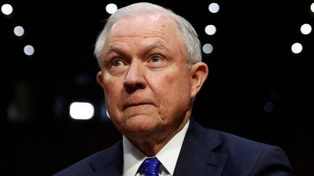 Sessions: DOJ focused on terror, violent crime, immigration