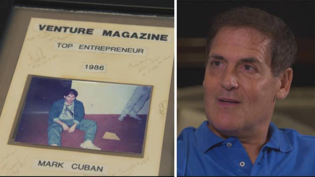 'OBJECTified' preview: Mark Cuban's early business days