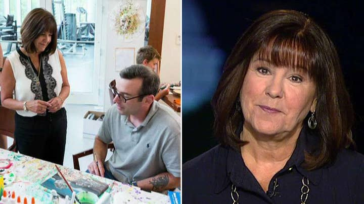 Second lady Karen Pence announces art therapy initiative