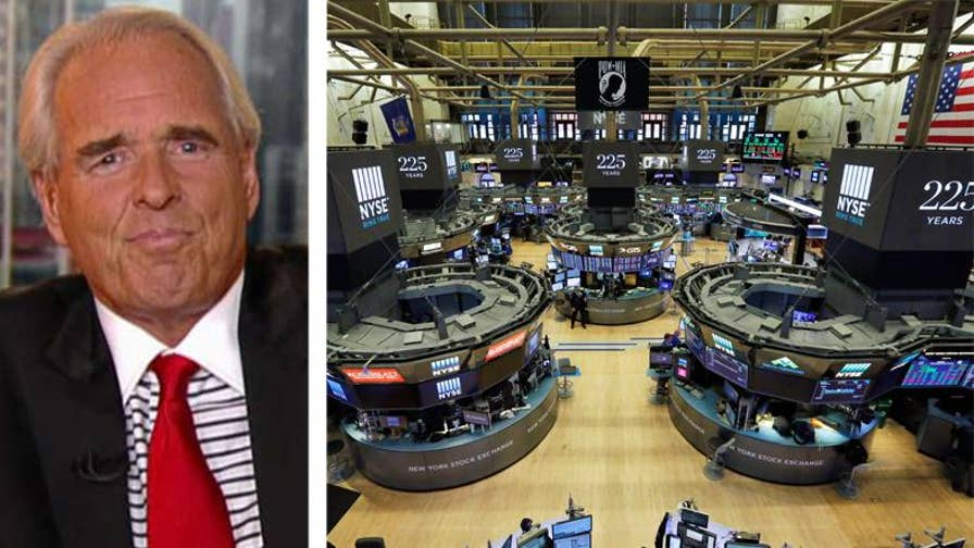 Former Goldman Sachs partner provides insight after the Dow closes above 23,000.
