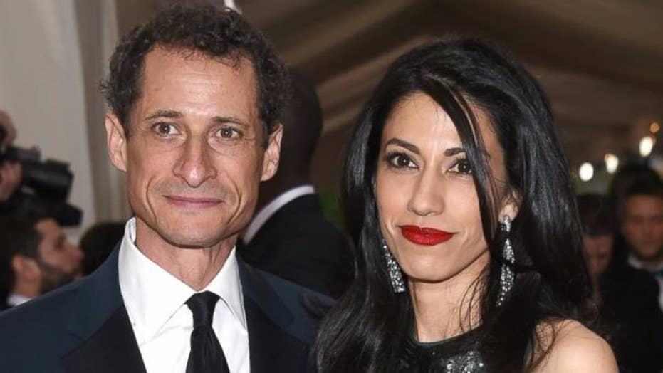 Thousands of Abedin files found on Weiner laptop