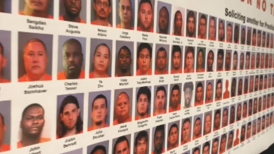 Undercover sex sting nets hundreds of arrests in Florida