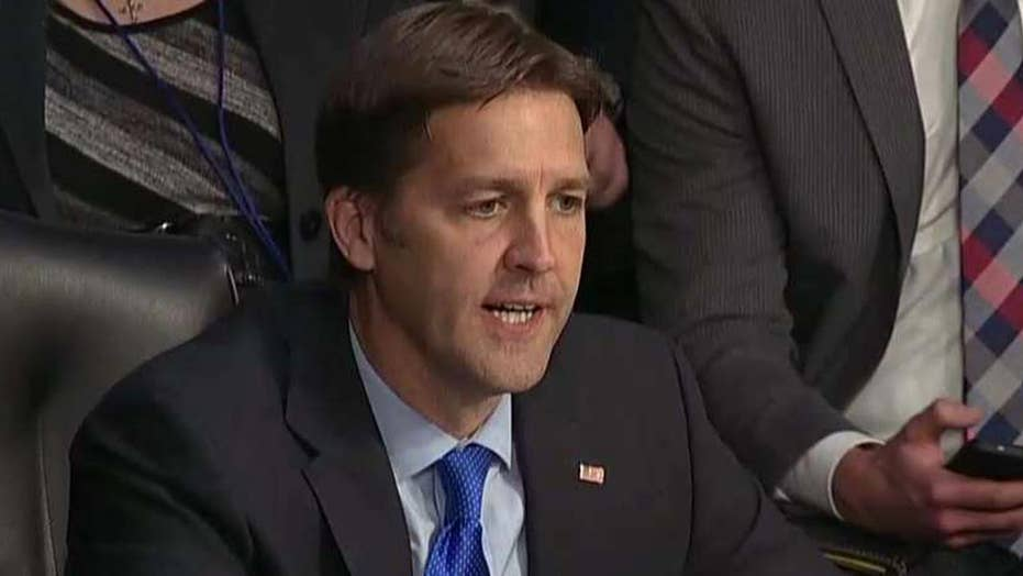 Sasse at Sessions hearing: I dumped a Dr. Pepper on Ted Cruz