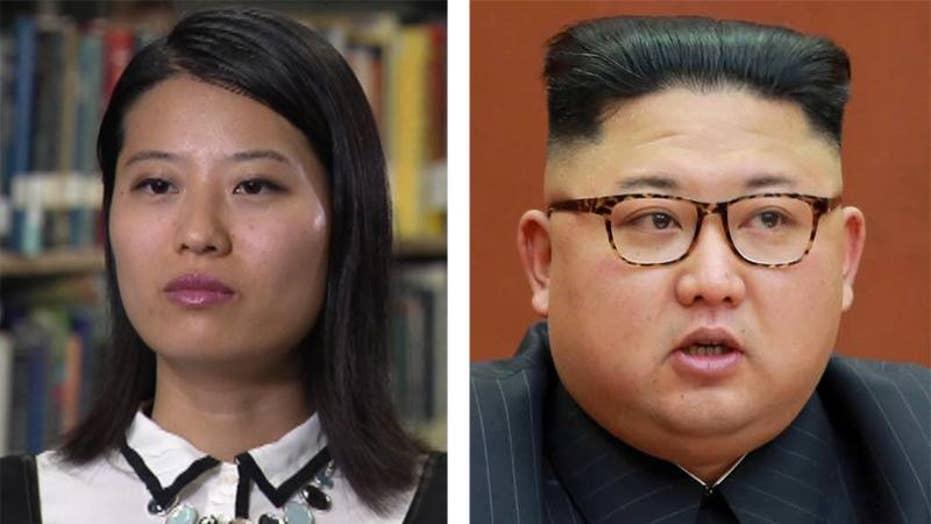 North Korean escapee urges action against Kim Jong Un