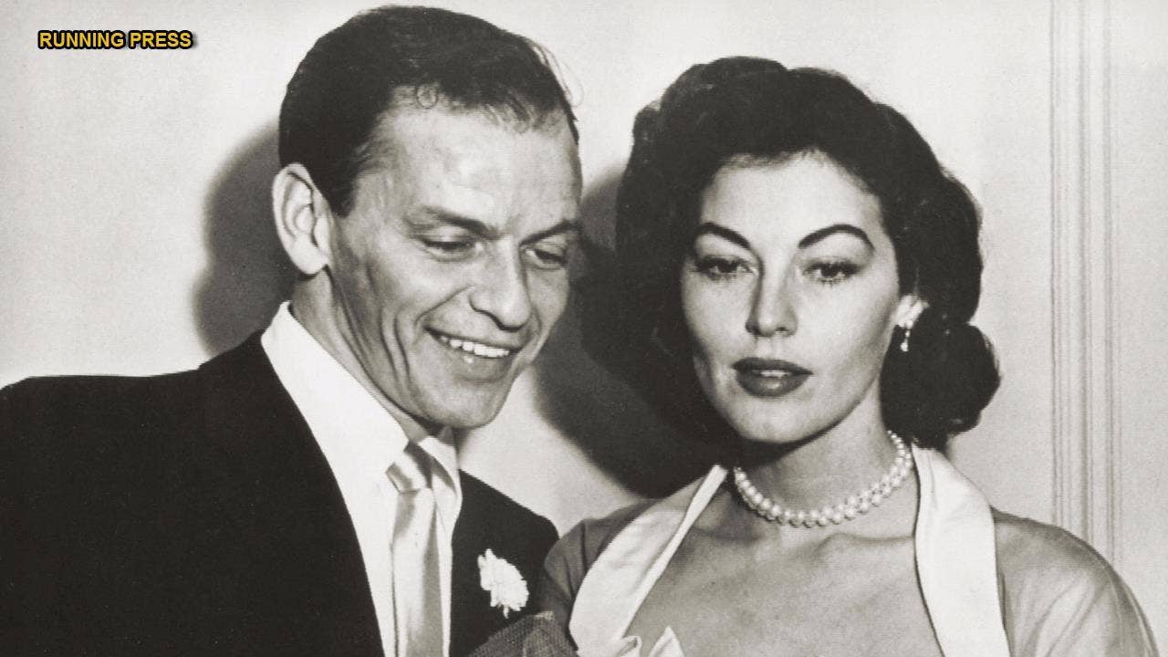 Ava Gardner and Frank Sinatra's marriage resulted in two abortions, but their love endured, says author