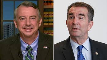 On 'America's Newsroom,' the Republican gubernatorial candidate downplays the Fox News Poll showing him trailing Democratic opponent Ralph Northam.