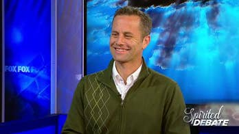 Spirited Debate: Kirk Cameron talks 'Revive Us 2,' his faith-filled national family meeting offering an inspiring night of hope, courage and unity, and what it was like growing up in Hollywood as a child actor.