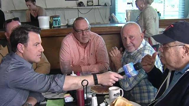 Breakfast with 'Friends': Gillespie vs. Northam