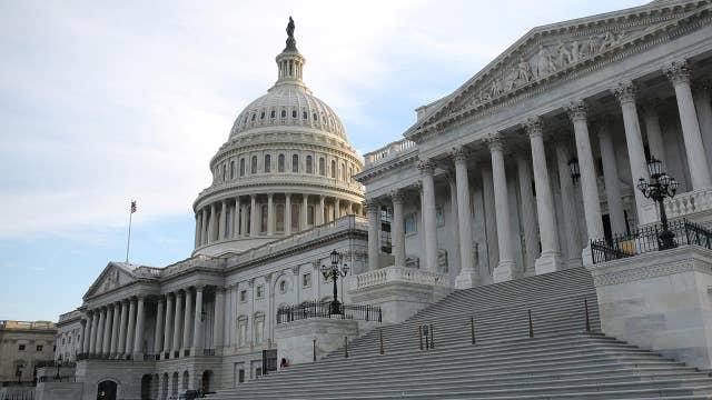 Senate holds first vote toward budget legislation