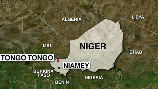 Pentagon probes death of 4 US soldiers in Niger