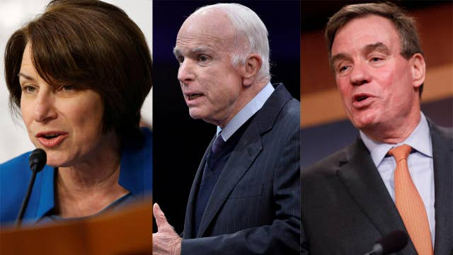 Regulating Facebook: John McCain joins Democrats