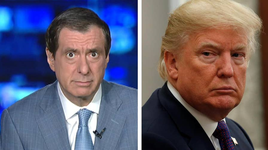 'MediaBuzz' host Howard Kurtz reacts to the feud brewing over President Trump's phone call to a Gold Star family.