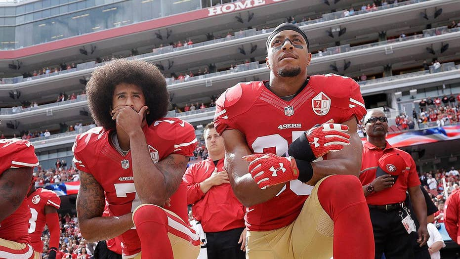 Kaepernick takes shots at NFL Commissioner Roger Goodell