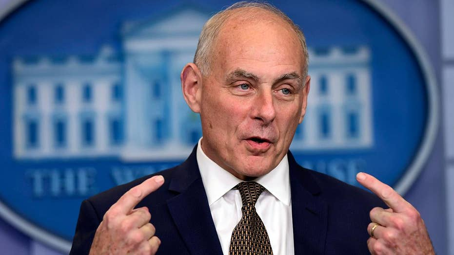 Kelly 'stunned' that congresswoman listened to Trump's call