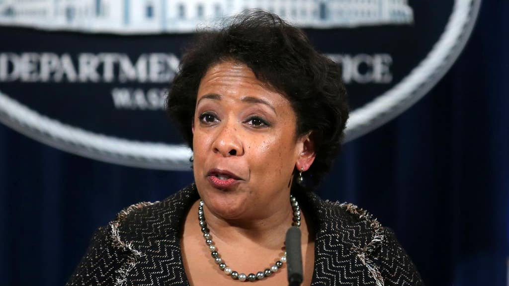 Lawmakers grill former AG on Russia, infamous Clinton tarmac meeting
