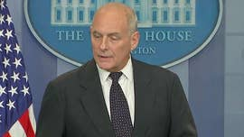 "Democratic Rep. Frederica Wilson has reignited a weeks-old feud with White House Chief of Staff John Kelly, saying he should ""apologize to the nation"" for false claims about her speech at federal building ceremony."