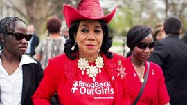 "President Trump resumed his feud with Democratic Rep. Frederica Wilson over his condolence phone call to the widow of a recently killed U.S. soldier, urging the news media to keep reporting on the ""wacky"" Florida congresswoman."