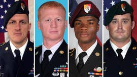Four U.S. service members were killed on Oct. 4 in Niger by Islamic militants, armed with rocket-propelled grenades and heavy machine guns.