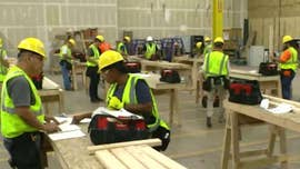 Before the devastation of California's fires and Hurricanes Harvey and Irma, a key segment of the economy, the construction industry, was struggling with a worker shortage.