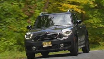 2017 Mini Countryman test drive