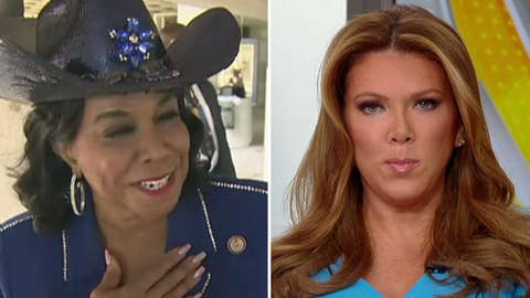 Trish Regan: Rep. Frederica Wilson showed no humanity